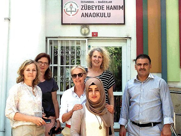 Delegationsreise Türkei