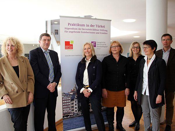Stiftungsmitglieder Bernstein Köllner Stiftung